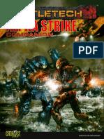 BattleTech Combat Manual Mercenaries | Battle Tech | Mercenary