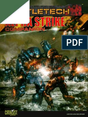 MechWarrior G-189 Anti-Personnel Pod Wolf Strike