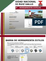 s.a. -Sanchez Ramos -Tema- Estilos