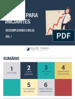 Analise Grafica Iniciantes Descomplificando a Bolsa Vol1