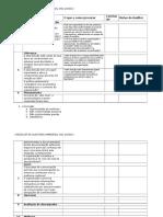 Check List - Auditoria Ambiental