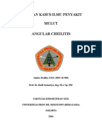 Angular Cheilitis Fix