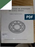Las Instituciones de Justiniano