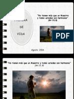 Palabra de Vida - Agosto 2016 versión multimedia