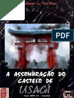 DD Aventuras Orientais - A Assombração Do Castelo de Usagi