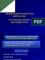 2. mejopramiento genetico-adn recombinante.ppt