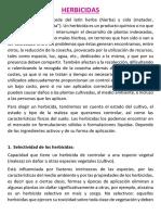 PRINCIPALES HERBICIDAS