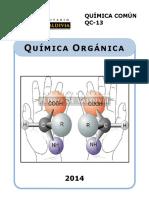 QC13 Química Orgánica