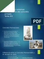 Elementos y Sistemas Constructivos Del Concreto Armado