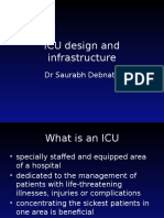 icu design and infrastructure