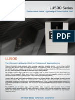 LiveU LU500 datasheet