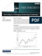 Cyber_Insecurity Investing in a Changing Technology Landscape