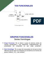 Clase 21. Qumica Orgánica (G. Funcionales)