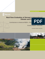 Indonesia-Norway Climate Report