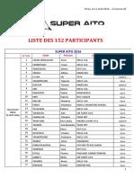 Liste Officielle - V 11 8 16 à 15 45