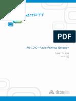 RG-1000 User Manual
