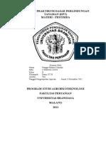 Laporan Praktikum DPT Pestisida