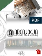Katalog Arsitek Argajogja 2016