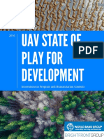 UAV State of Play for Development
