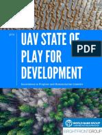 UAV State of Play for Development