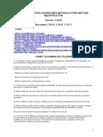 C 26/85 Normativ Pt. Incercarea Betonului Prin Metode Nedistructive