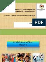 Dskp Pend. Moral Thn 5