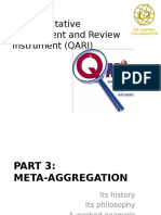 Meta Aggregation