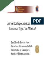 A Qué Llamamos Light en México