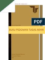 Buku Panduan TA Teknologi Informasi Revisi 3