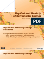 Dry-Out and Heat-Up Procedures- 2015 Workshop