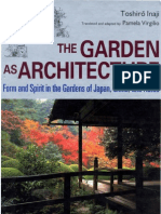 The Garden as Architecture
