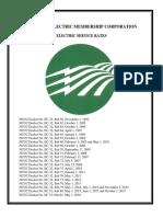 Piedmont Rates - 05-01-2016