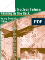 Pakistan's Nuclear Future - Reining in the Risk- Henry Sokolski (SSI 2009)