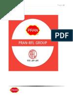 Pran Rfl Project Final
