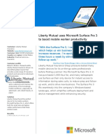 Liberty Mutual Insurance Case Study