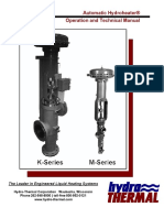 Hydroheater Auto Manual Version