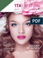 Le magazine beauté Amavita Emotion
