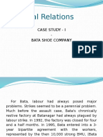 Bata Shoe Case Study
