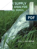 Water Supply System Analysis