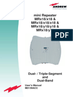 MRx18_miniRepeater User Manual