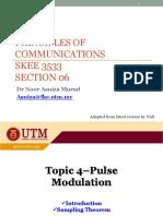 4 Digital Modulation - Pulse Modulation 01
