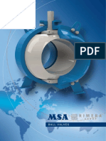 Catalogue of Ball Valves