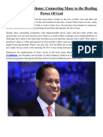 Rev Chris Oyakhilome Connecting Many to the Healing Power of God