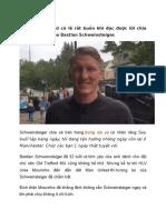 Bong Da So Bastian Schweinsteiger