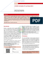 Journal Anestesi