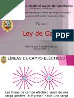 3.- Minas Ley de Gauss 2016-1