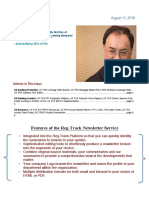 Reg Track Newsletter