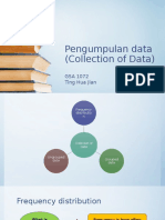 Pengumpulan Data (Collection of Data)