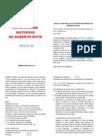 Roth Manual