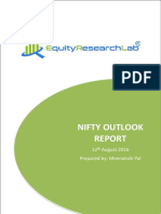 NIFTY REPORT 12 August Equity Research Lab